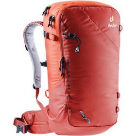 Deuter Freerider Pro 34+ Mochila, lava/papaya